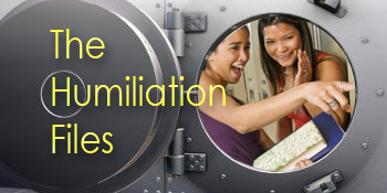 3 Humiliation MP3s from the vault