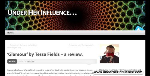 Under Her Influence - Femdom Hypnosis Reviews