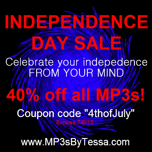 40% OFF All Erotic Hypnosis MP3s this weekend!
