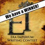 Era Imperium Writing Contest WINNER