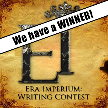 Era Imperium Writing Contest WINNER